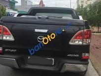 Bán Mazda BT 50 đời 2013, màu đen xe gia đình, giá chỉ 480 triệu