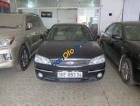 Cần bán xe Ford Laser 1.8 AT sản xuất 2005, màu đen, giá tốt