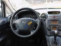 Cần bán lại xe Kia Carens 2.0AT đời 2010, màu bạc