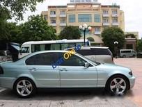 Cần bán gấp BMW 3 Series 325i sản xuất 2004, màu bạc