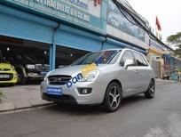 Bán xe cũ Kia Carens 2.0AT sản xuất 2010, màu bạc số tự động, giá tốt
