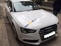 Bán Audi A5 2.0AT đời 2012, màu trắng, nhập khẩu nguyên chiếc
