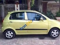 Mình cần bán Chevrolet Spark LT 2009, màu vàng, giá tốt