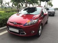 Cần bán xe Ford Fiesta Sport đời 2012, màu đỏ