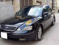 Bán Ford Mondeo 2.5 V6 sản xuất năm 2004, màu đen