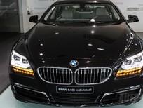 Bán xe BMW 6 Series 640i Gran Coupe 2017, màu đen, nhập khẩu nguyên chiếc