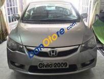 Cần bán xe cũ Honda Civic AT đời 2009, giá bán 496 triệu