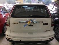 Bán xe Honda CR V 2.0AT đời 2007, màu trắng, nhập khẩu
