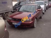 Bán Suzuki Balenno sản xuất 1996, màu đỏ, giá tốt