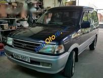 Cần bán lại xe Toyota Zace đời 2001, màu xanh lục còn mới