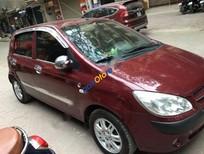 Bán ô tô Hyundai Click W đời 2008, màu đỏ, nhập khẩu, giá chỉ 298 triệu
