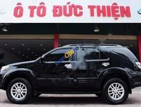 Salon Ô Tô Đức Thiện bán Toyota Fortuner V 4x2AT đời 2014, màu đen chính chủ