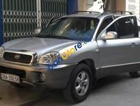 Chính chủ bán xe Hyundai Santa Fe Gold năm 2004, nhập khẩu chính hãng, 338 triệu