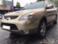 Cần bán gấp Hyundai Veracruz 3.0AT năm sản xuất 2007, màu vàng, nhập khẩu