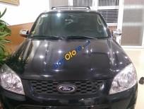 Bán ô tô Ford Escape XLS năm 2013, màu đen, 630tr