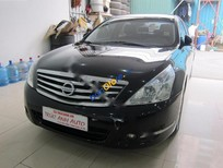 Bán Nissan Teana 2.0AT đời 2010, màu đen, xe nhập