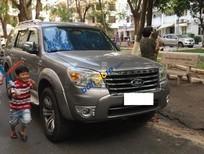 Cần bán lại xe Ford Everest sản xuất 2011, màu xám