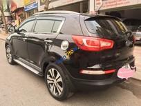 Bán nhanh xe Kia Sportage 2.0AT năm 2011, màu đen, nhập khẩu chính chủ