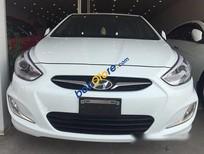 Xe Hyundai Accent 1.4 AT đời 2014, màu trắng, giá chỉ 528 triệu