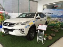 Bán xe Toyota Fortuner 2.7V 4X4AT đời 2017, màu trắng, nhập khẩu