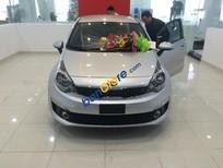 Bán ô tô Kia Rio AT đời 2017, màu bạc, xe mới, giá tốt