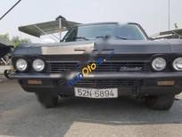 Bán ô tô Chevrolet Impala sản xuất 1990, màu đen, xe nhập
