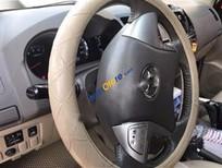 Bán Toyota Fortuner 2.7V 4x2AT năm 2012, màu bạc số tự động, giá tốt