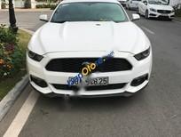 Bán Ford Mustang 2.3AT sản xuất 2015, màu trắng, xe nhập