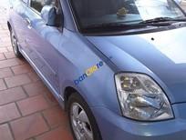 Cần bán lại xe Kia Picanto EX sản xuất 2007, màu xanh lam, nhập khẩu