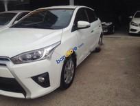 Xe Toyota Yaris G đời 2015, màu trắng, nhập khẩu, 650 triệu