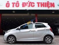 Cần bán lại xe Kia Morning Si AT đời 2016, màu bạc như mới giá cạnh tranh