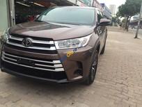 Bán Toyota Highlander Le sản xuất 2018, xe nhập