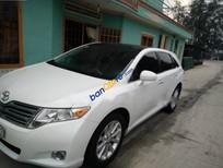 Cần bán Toyota Venza đời 2009, màu trắng, xe nhập