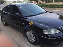 Bán Ford Mondeo 2.5 V6 sản xuất 2003, màu đen