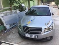 Bán xe cũ Daewoo Lacetti SE đời 2009, màu bạc, nhập khẩu chính hãng, 340 triệu