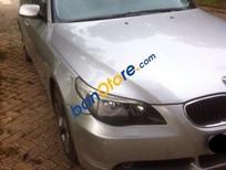 Cần bán xe BMW 5 Series 520i năm 2003, màu bạc, nhập