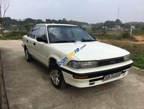 Bán ô tô Toyota Corolla đời 1992, màu trắng, xe nhập