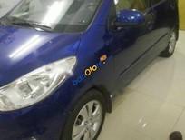 Bán ô tô Hyundai i10 1.2AT năm 2011, màu xanh lam, nhập khẩu