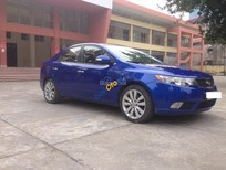 Bán xe Kia Forte SLI năm sản xuất 2009, màu xanh lam, xe nhập, giá chỉ 435 triệu