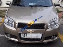 Cần bán xe Chevrolet Aveo LTZ 1.5AT đời 2015, giá chỉ 397 triệu