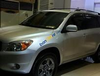 Cần bán Toyota RAV4 đời 2008, màu bạc