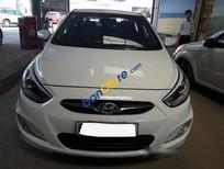 Xe Hyundai Accent Blue đời 2014, màu trắng