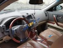 Cần bán lại xe Infiniti FX 35 đời 2007, màu đen, nhập khẩu