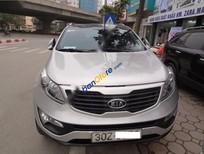 Chính chủ bán xe Kia Sportage Limited sản xuất 2010, màu bạc, nhập khẩu chính hãng, 655tr