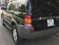 Bán Ford Escape XLT đời 2003, màu đen xe gia đình