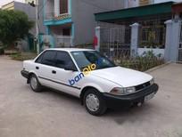 Cần bán gấp Toyota Corolla đời 1990, màu trắng, giá 85tr