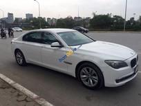 Cần bán xe BMW 7 Series 730Li năm sản xuất 2009, màu trắng, nhập khẩu