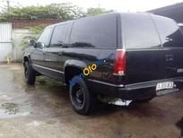 Bán ô tô Chevrolet Suburban năm sản xuất 1995, màu đen, nhập khẩu, 290 triệu