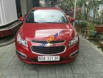 Bán xe Chevrolet Cruze 1.8 LTZ đời 2016, màu đỏ