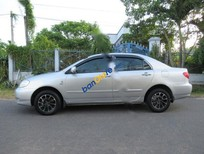 Bán Toyota Corolla Altis MT năm 2003, màu bạc còn mới, giá tốt